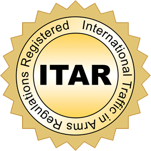 ITAR Certified
